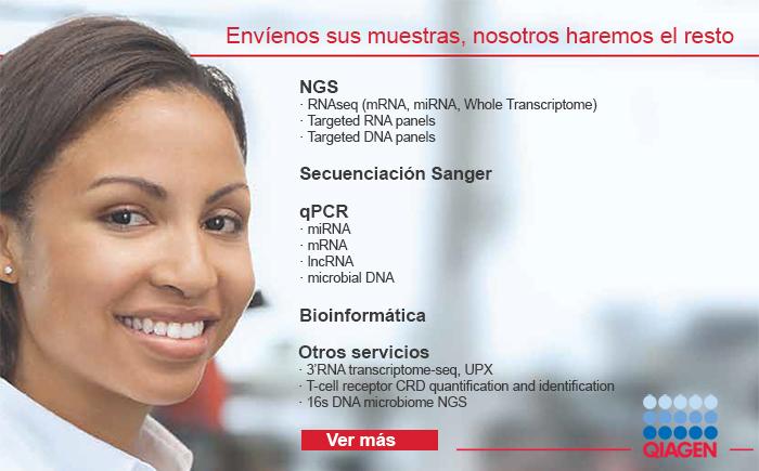 Servicios genómicos